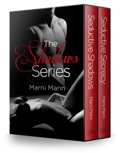 the shadows series cover