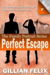 Perfect escape book cover