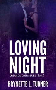 Loving Night Book Cover