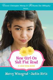 new girl on the salt road