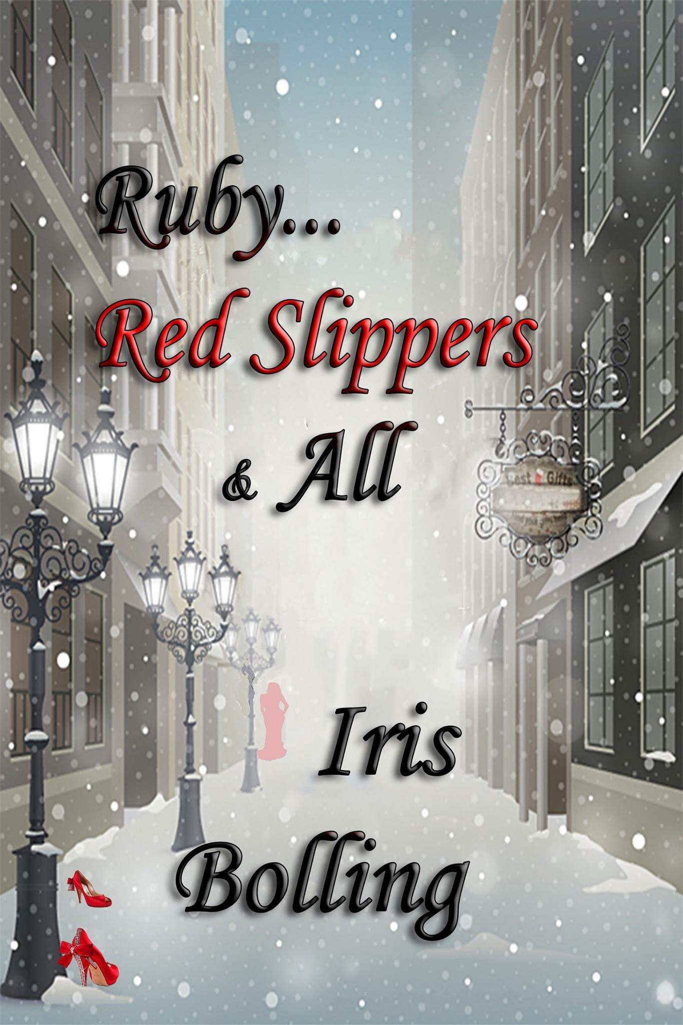 Author Iris Bolling shares Ruby Red Slippers and All