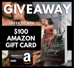 A Pirate's Revenge Giveaway Graphic