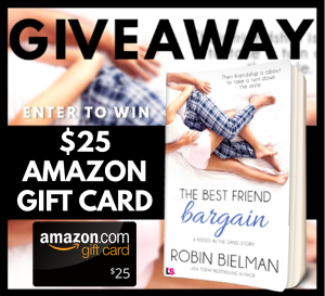 The Best Friend Bargain Giveaway Graphic
