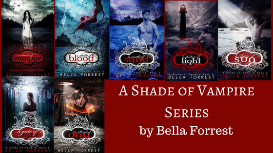 Bella Forrests Paranormal Series Worth Reading